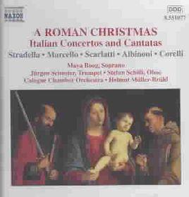 Roman Christmas - Italian Concertos & Cantatas (CD)