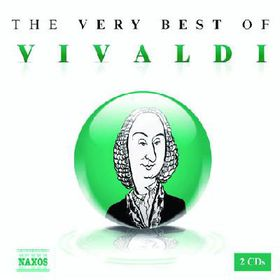 Very Best Of Vivaldi - Various Artists (CD)