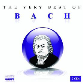 Very Best Of Bach - Various Artists (CD)