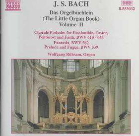 Wolfgang Rubsam - Orgelbuchlein Vol. 2 (CD)