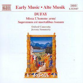 Oxford Camerata - Missa L' Homme Arme / Supremum Est Mortalibus Bonum (CD)