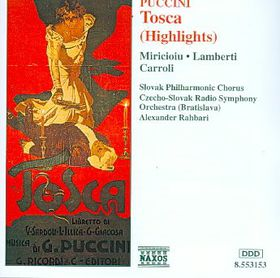 Soloists - Tosca - Highlights (CD)
