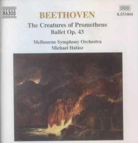 Melbourne Symphony Orchestra - Creatures Of Prometheus (CD)