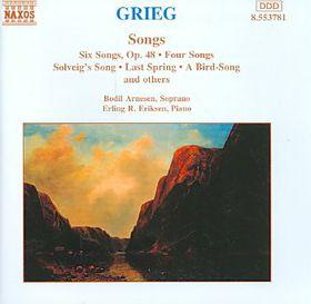 Arnesen / Eriksen - Songs (CD)