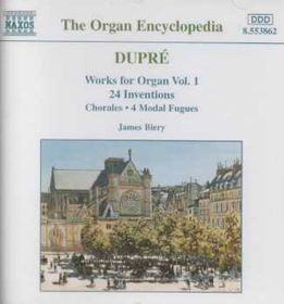 Biery - Organ Works - Vol.1 (CD)