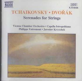 Vienna Chamber Orchestra / Capella Istropolitana - Serenades For Strings (CD)