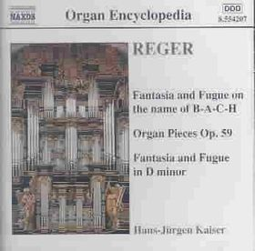 Reger - Organ Works Vol.3;Kaiser (CD)
