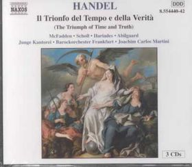 Trionfo Del Tempo E Della Veri - Various Artists (CD)