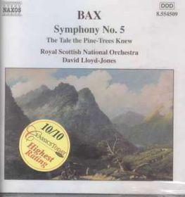Lloyd-Jones - Symphony No.5 (CD)