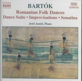 Bartok - Allegro Barbaro/10 Easy;Jeno Jando (CD)