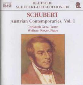 Lieder Austrian Contemporaries - Various Artists (CD)