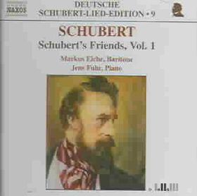Schubert's Friends - Vol.1 - Various Artists (CD)