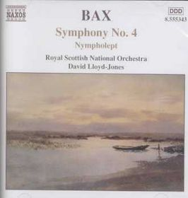 Arnold Bax - Symphony No.4 - Nympholept (CD)