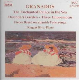 Granados:Enchanted Palace in the Sea - (Import CD)