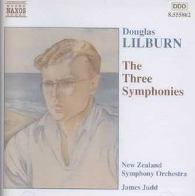 Lilburn Douglas - Three Symphonies (CD)