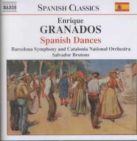 Various - Spanish Dances;Granados (CD)