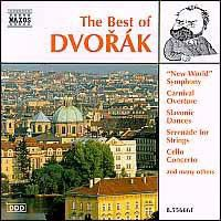 Best Of Dvorak - Various Artists (CD)