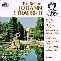 Best Of J Strauss II - Various Artists (CD)