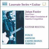 Castelnuovo-Tedesco - La Primavera;Johan Fostier (CD)