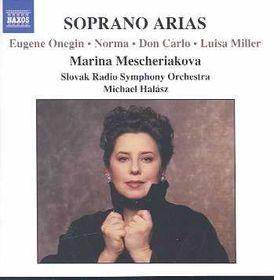 Verdi/Donizetti/Tchaikovsky - Soprano Arias;Halasz (CD)