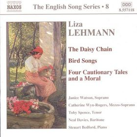 Liza Lehmann - The Daisy Chain / Bird Songs (CD)