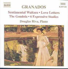 Granados:Piano Music Vol 7 - (Import CD)