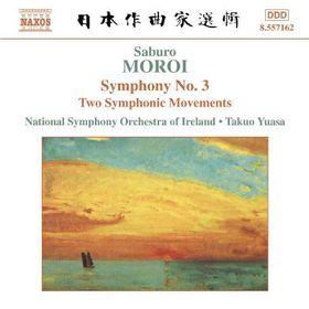 Moroi - Symphony No.3 (CD)