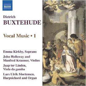 Buxtehude - Buxtehude:Vocal Music Vol 1 (CD)