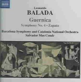 Barcelona Symphony Orchestra - Guernica, Homages (CD)