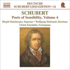 Schubert:Poets of Sensibility 4 - (Import CD)