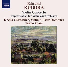 Rubbra - Violin Concerto (CD)