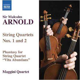 Maggini Quartet - String Quartets Nos.1 & 2 (CD)