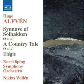 Norrkoping Symphony Orchestra - Synnove Solbakken (CD)