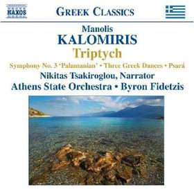 Kalomiris - Symphony No.3 (CD)
