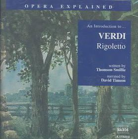 An Introduction To Opera - Rigoletto - Various Artists (CD)
