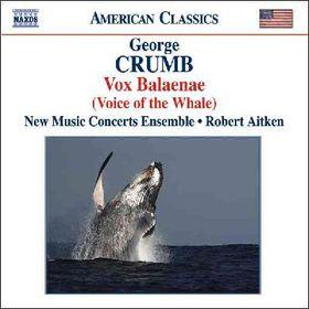 Crumb - Chamber Music (CD)