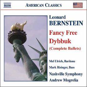 Nashville Symphony Orchestra - Fancy Free / Dybbuk (CD)