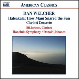 Welcher:Haleakala How Maui Snared the - (Import CD)
