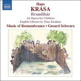 Krasa - Brundibar (CD)