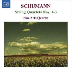 Schumann - Schumann:string 4tets Nos 1-3 (CD)