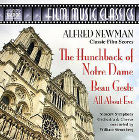 Moscow Symphony Orchestra - Hunchback Of Notre Dame: All About Eve (CD)