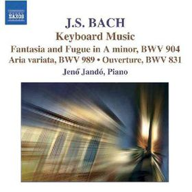 Bach:Keyboard Music - (Import CD)