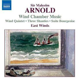 Arnold:Wind Chamber Music - (Import CD)