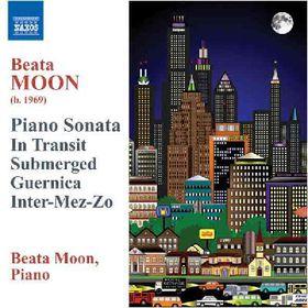 Moon Beta - Piano Works (CD)