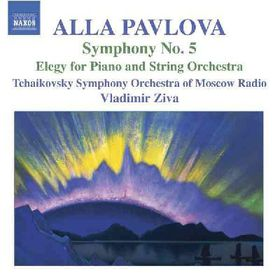 Pavlova - Symph No 5 (CD)