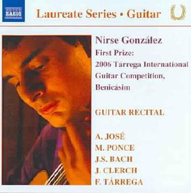 Gonzalez - Guitar Works (CD)