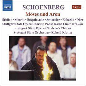 Schoenberg Arnold - Moses Und Aron (CD)