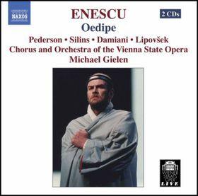 Enescu - Oedipe (CD)