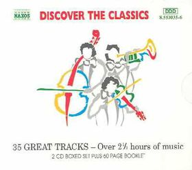 Discover The Classics 1 - Various Artists (CD)