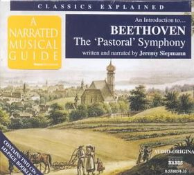 Siepmann, Jeremy - An Introduction To Beethoven - Pastoral Symphony (CD)